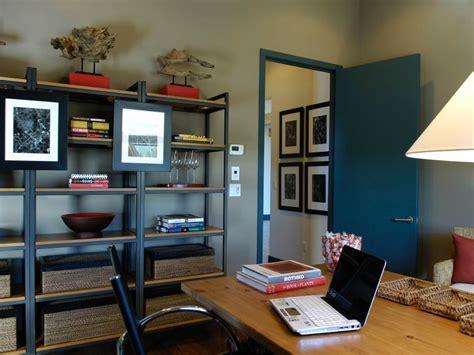 decorate office shelves home office shelving designs design trends premium psd