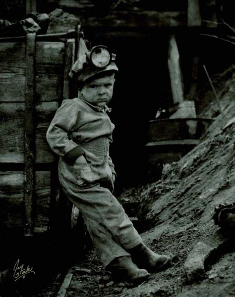 Who Is The Kid In The That Mine Cadillac Comercial   child labor at the coal mine turn of the century
