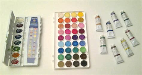 watercolor paints twostone studio