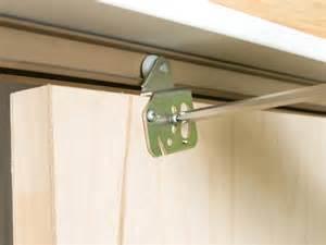 Sliding Closet Door Hardware Installation How To Install A Sliding Closet Door Installing Decorating Windows Doors Diy