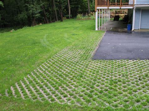 green driveway paving fine homebuilding