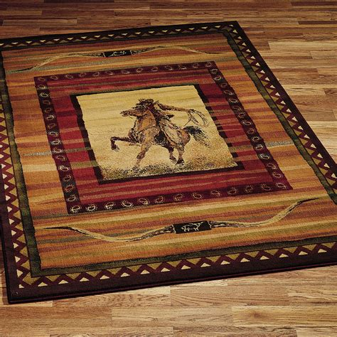 western rugs for sale rawhide area rugs