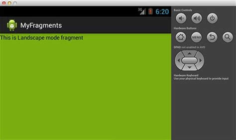 android landscape layout tutorial android tutorial android fragments