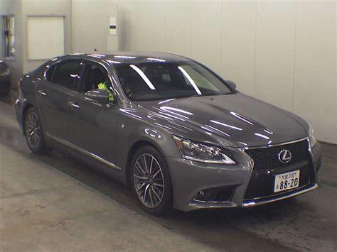 lexus auction japanese car auction find lexus ls 600h f sport
