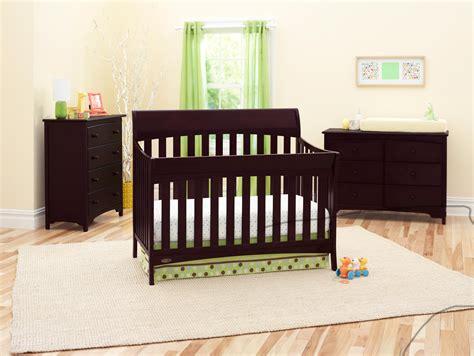 Graco Rory Convertible Crib Graco Rory 4 In 1 Convertible Crib Espresso Ca Baby