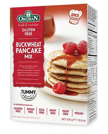 Orgran Pancake Mix buckwheat pancake mix orgran