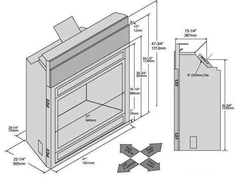 Fireplace Xtrordinair Parts by 864 Ho Gsr2 Gas Fireplace Fireplace Xtrordinair