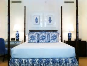 blue and white bedroom the glam pad beautiful blue and white bedrooms