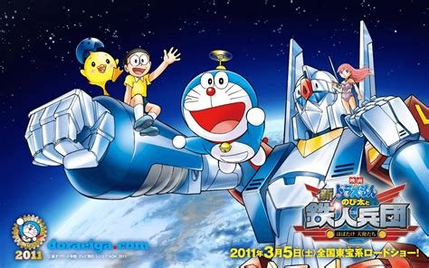 movie for doraemon doraemon and friends wallpapers 2016 wallpaper cave