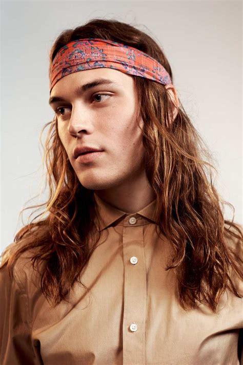 Look Cheveux by Cheveux Longs Homme Id 233 Es De Coupes Et Conseils Pour Un