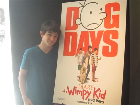 cast of diary of a wimpy kid days popentertainment zachary gordon about diary of a wimpy kid days