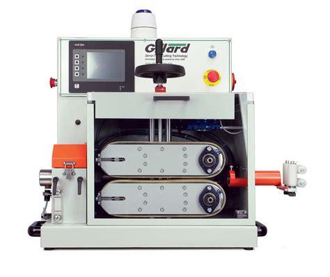 rubber st machines servo torq mini slider base combination cutter new machine