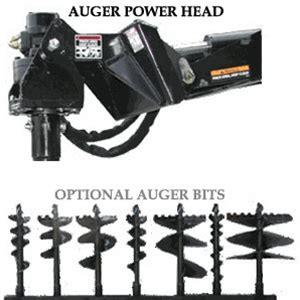 auger gear image auger attachment