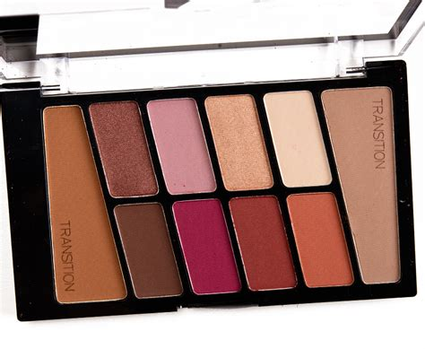 Color Icon Eyeshadow Palette The n in the air color icon eyeshadow palette review photos swatches