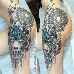 hip thigh tattoo best tattoo ideas gallery