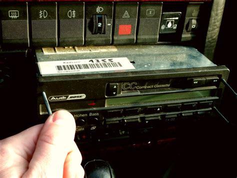 Audi Gamma Code Eingeben by Safe Radiocode Vergessen