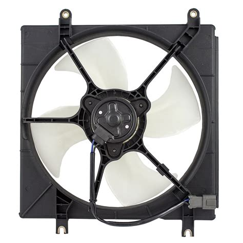 honda crv radiator fan everydayautoparts com 97 01 honda cr v radiator