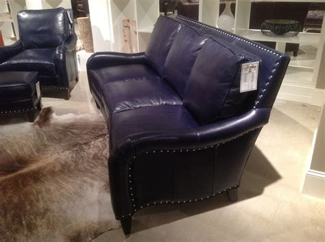 Navy Blue Leather Sectional Sofa Blue Leather Sofa Leather Sofas And Sofas On
