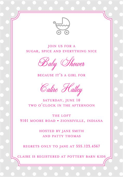 Baby Shower Wording by 22 Baby Shower Invitation Wording Ideas
