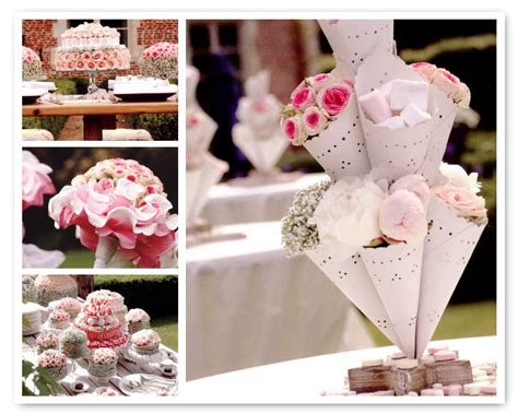 the perfect pink party pink frosting wedding
