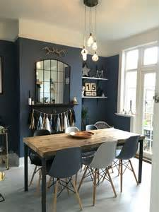 25 best ideas about dark blue kitchens on pinterest