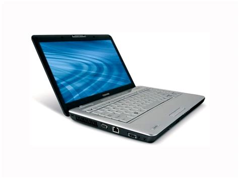 toshiba l510 p401a speed 2 2ghz ram 4gb laptop notebook