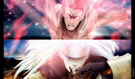 Kaos Anime Madara Vs Hashirama pahlawan konoha might vs madara uzumaki boruto