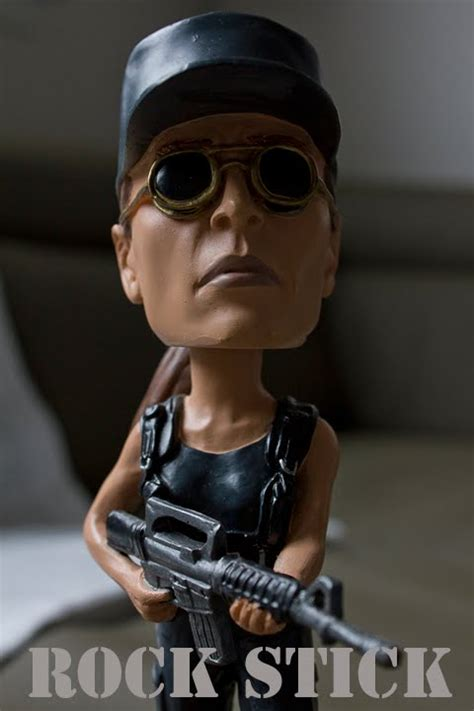 bobblehead reviews sideshow collectibles terminator 2 connor bobblehead