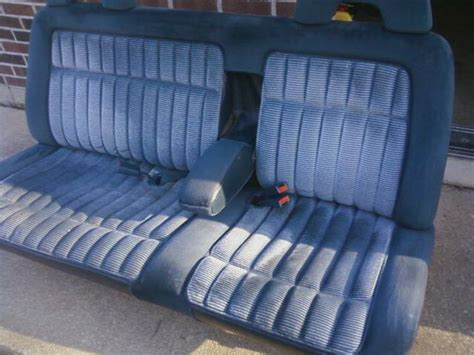 bench seat for 1989 chevy truck chevy truck bench seat