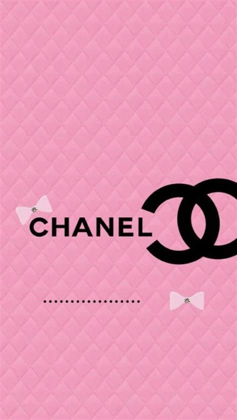 wallpaper for iphone chanel chanel get your pink on pinterest chanel pink