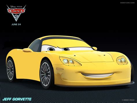 cars 2 coloring pages jeff gorvette jeff gorvette car model by mrdeadpills77 on deviantart