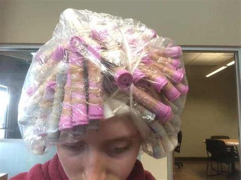 perm process  bleached hair bleached hair perm