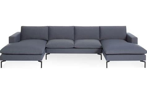 New Standard U Shaped Sectional Sofa   hivemodern.com