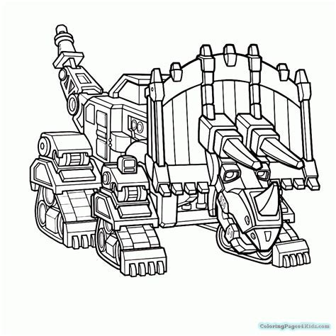 Dinotrux Coloring Pages Tonton For Kids