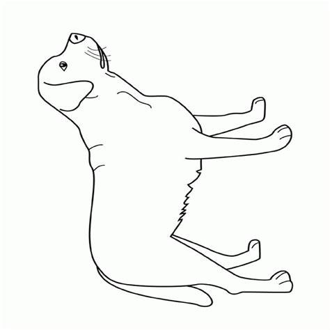 imagenes para colorear un perro dibujos perros para colorear 40 dibujos de animales para