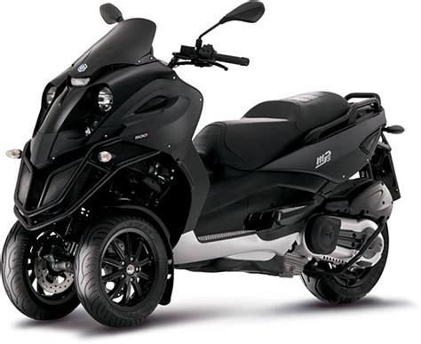 piaggio mp3 500 scooter uncrate