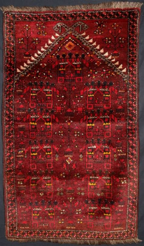 interesting rugs old afghan prayer rug interesting design great condition