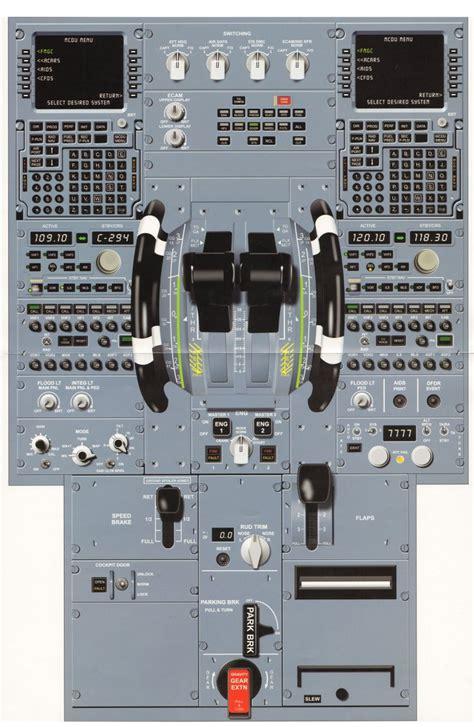 a320 cockpit layout poster download files an32 fsx avsim su