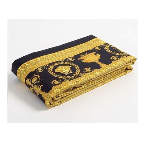 versace bed sheets versace barocco robe medusa king size bed sheet set 4