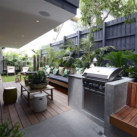 bbq area design ideas for summer outdoortheme com