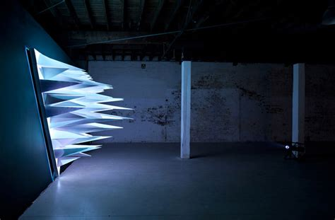 primary lighting installation by flynn talbot