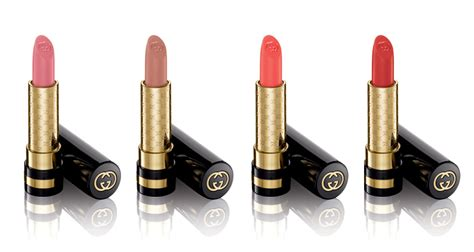 Lipstik Gucci gucci luxurious moisture rich lipstick collection