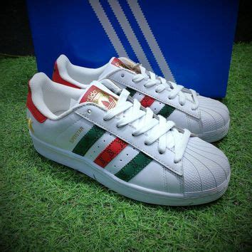 shop adidas superstar 80s shoes on wanelo