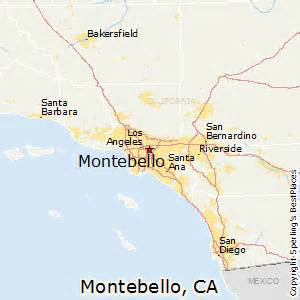 map of montebello california best places to live in montebello california