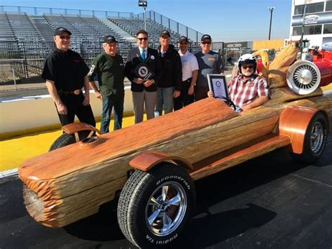 Kings Home Decor by Cedar Rocket Enjoys World Record For The Fastest Motorized