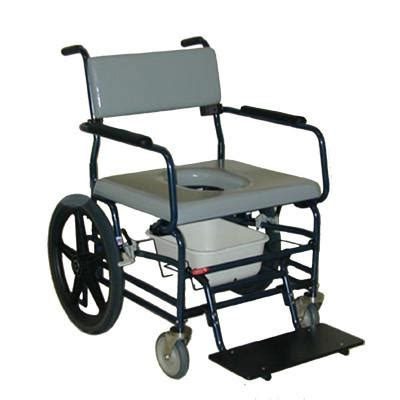 rolling shower chair with padded seat activeaid bariatric rolling shower commode chair