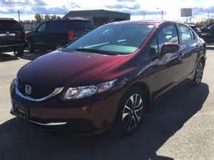 Honda Civic Ex 2015 2015 Honda Civic Sedan Ex 19 995 Grande Prairie