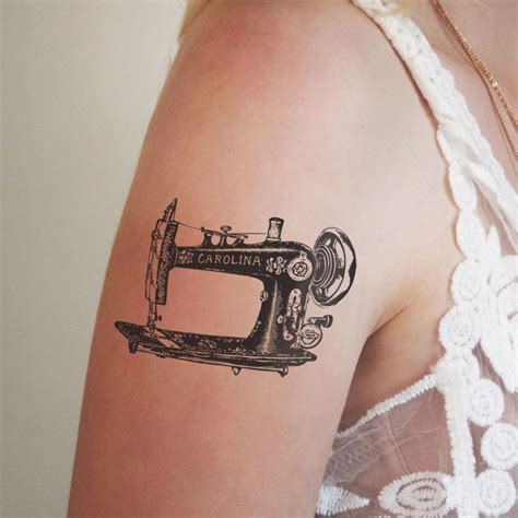 henna tattoo machine vintage sewing machine temporary vintage sewing