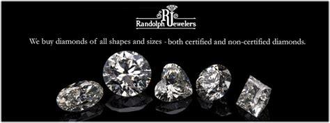 Buy Diamonds by Randolph Jewelers Homepage We Buy Diamonds