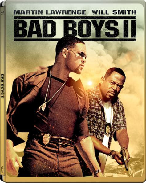 Bad Boys Ii Zavvi Exclusive Limited Edition Steelbook Bed Boy